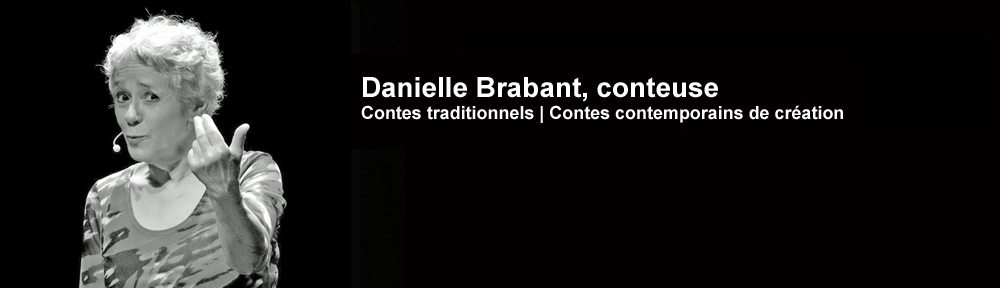 Danielle Brabant, conteuse